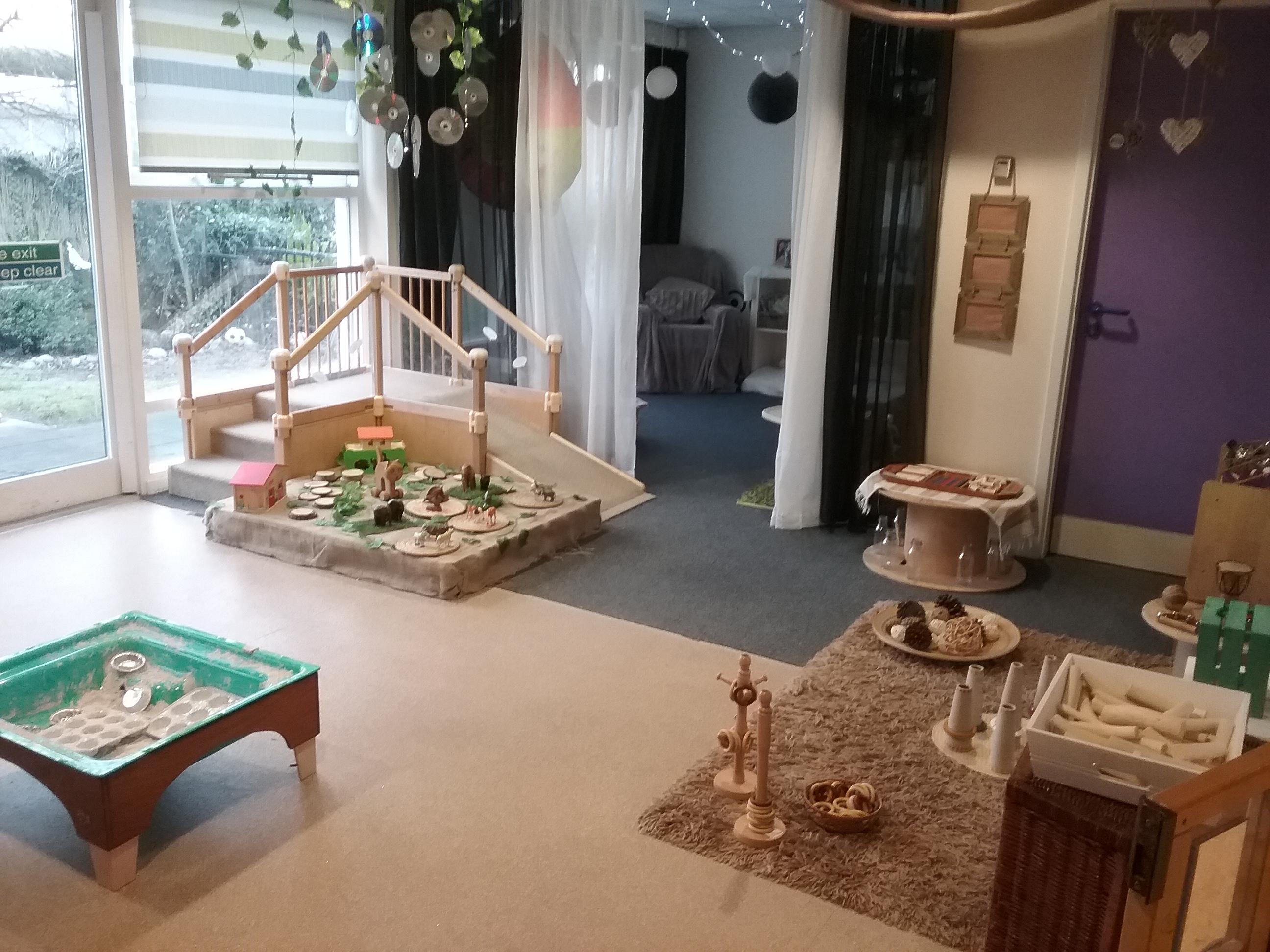 Baby Room - Play Days Nursery