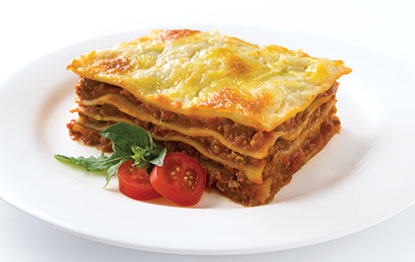 Lasagne - Play Days Nursery